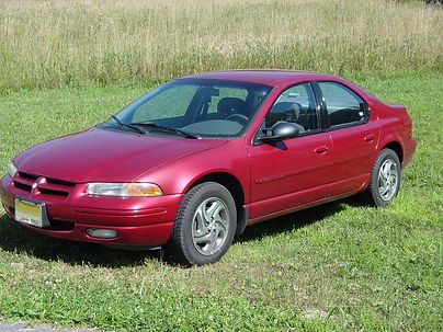Chrysler Stratus E85