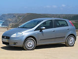 Fiat Grande Punto E85