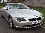 BMW E63 E64 E85