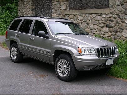 Jeep Grand Cherokee WJ E85