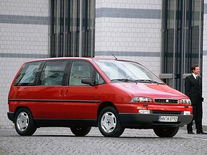 Fiat Ulysse 1 E85