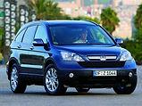 Honda CRV E85