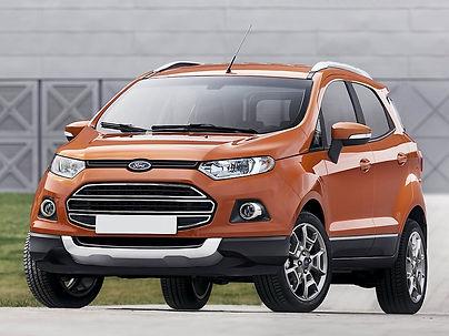 Ford Ecosport E85