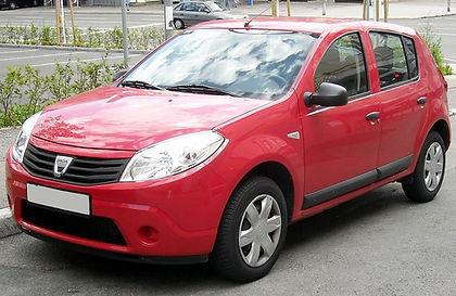 Dacia Sandero E85