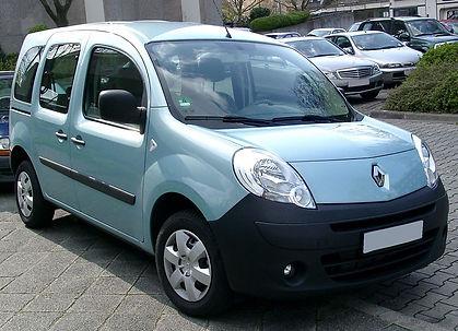 Renault Kangoo 2 E85