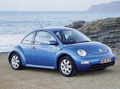 VW New Beetle E85