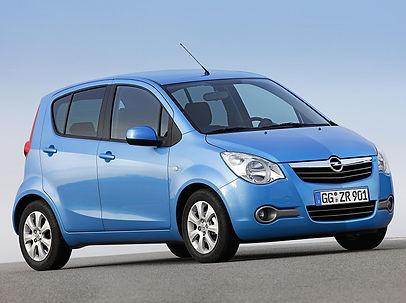 Opel Agila 2 E85