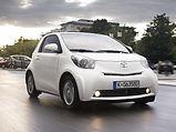 Toyota IQ E85
