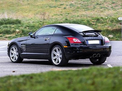 Chrysler Crossfire E85
