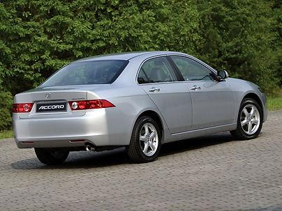 Honda Accord 7 E85