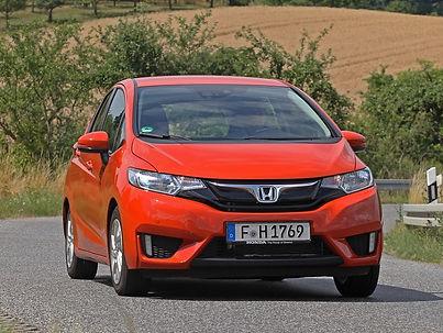 Honda Jazz 3 E85