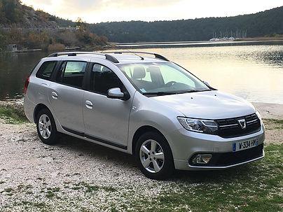 Dacia Logan 2 E85
