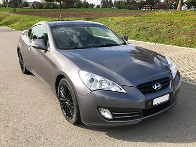 Hyundai Genesis E85