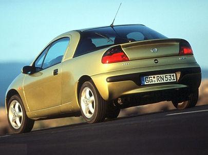 Opel Tigra E85