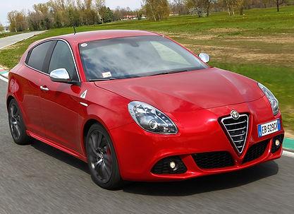 Alfa Giulietta E85