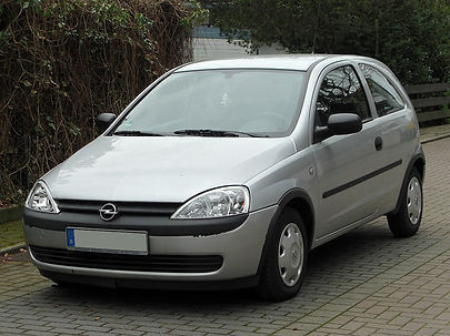 Opel Corsa C E85