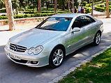 Mercedes CLK 2 E85
