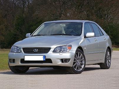 Lexus IS E85