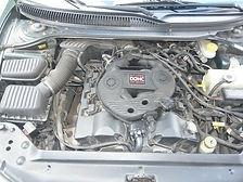 2.7 V6 - 204 cv