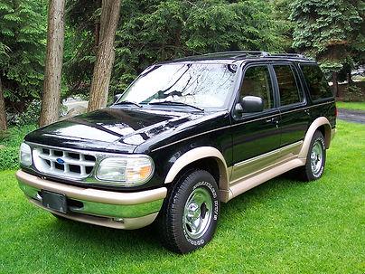 Ford Explorer E85