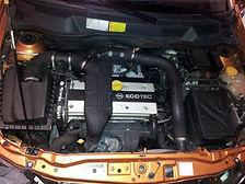 2.0 Turbo - 190 à 200 cv