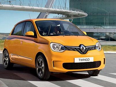 Renault Twingo 3 E85