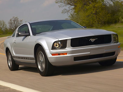 Ford Mustang  5 E85