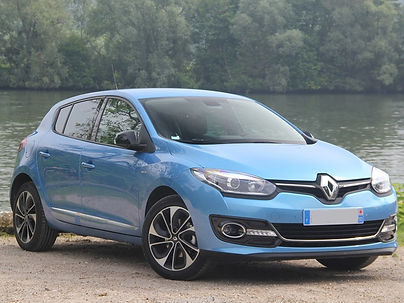 Renault Megane 3 E85