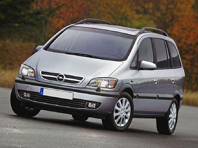 Opel Zafira E85