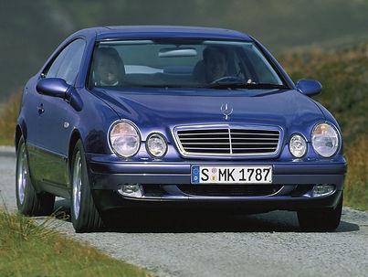 Mercedes CLK E85