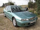 Rover 620 E85