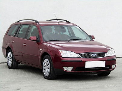 Ford Mondeo 2 E85