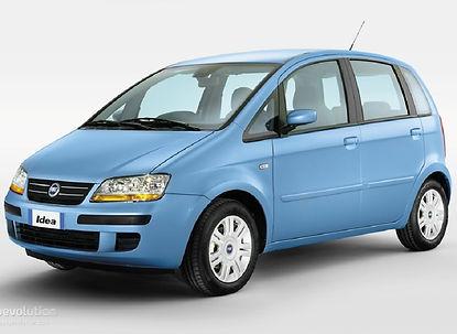 Fiat Idea E85