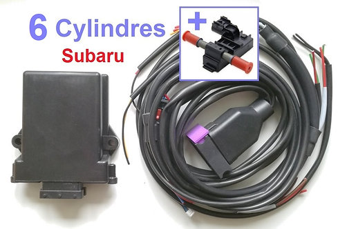 Kit 6 cylindres Subaru