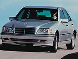 Mercedes W202 E85