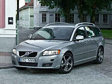 Volvo V50 E85
