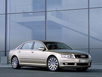 Audi A8 2 E85