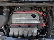 2.8 V6 - 174/204 cv
