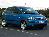 Audi A2 E85