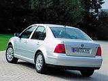 VW Bora E85