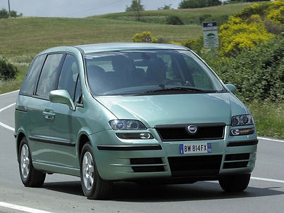 Fiat Ulysse 2 E85