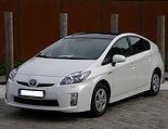 Toyota Prius hybride E85