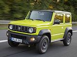 Suzuki Jimny 2 E85