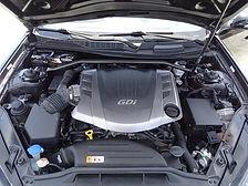 V6 3.8 GDI -  347/350 cv