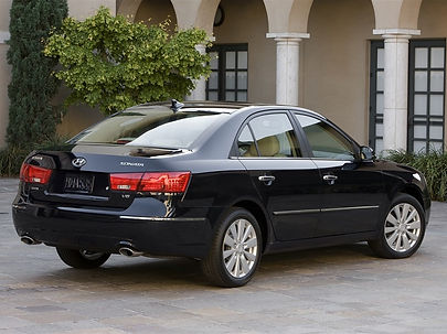 Hyundai Sonata 5 E85