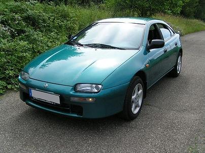 Mazda 323 E85
