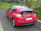 Honda CRZ hybride E85