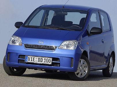 Daihatsu Cuore 6 E85