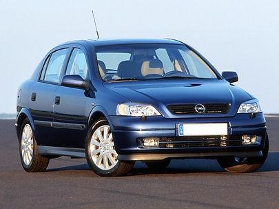 Opel Astra H E85