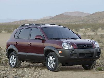 Hyundai Tucson E85